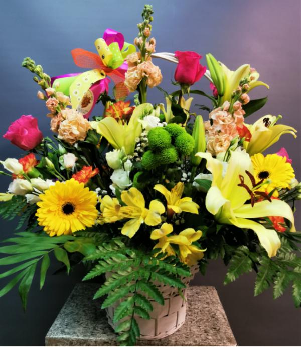 envío de flores en asturias